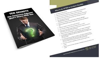 download personal injury checklist