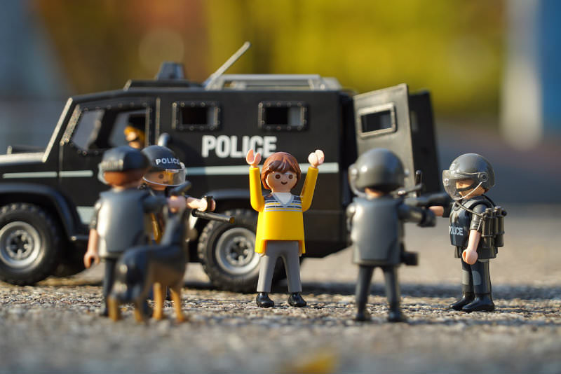 10 Things Not to Do If You're Being Arrested