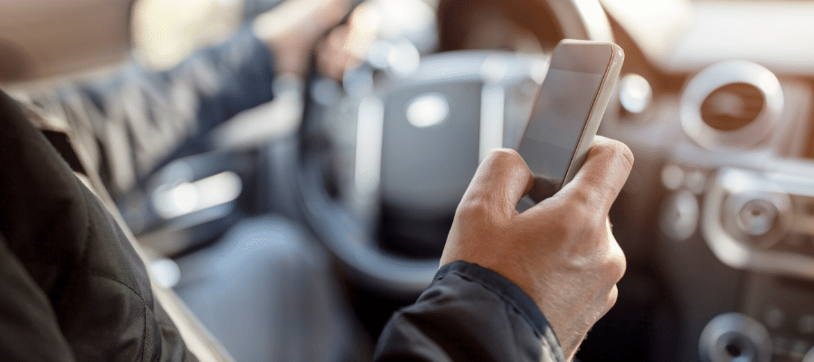 Massachusetts Distracted Driving Bill Becomes Law